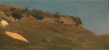 Пейзаж в Кампанье - Лейтон, Фредерик