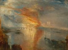 Пожар в Доме парламента - Тернер, Джозеф Мэллорд Уильям