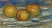 Три лимона, 1915 - Ренуар, Пьер Огюст