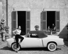 Кабриолет Alfa Romeo ( Альфа Ромео) - Пателлани, Федерико