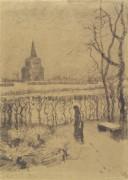 Меланхолия (Melancholy), 1883 - Гог, Винсент ван