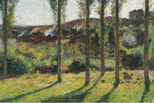 Дом Пьера Доминат, Лабасти-дю-Вер,  1906-07 - Мартен, Анри Жан Гийом