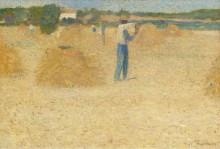 Жнецы пшеницы, 1920 - Мартен, Анри Жан Гийом