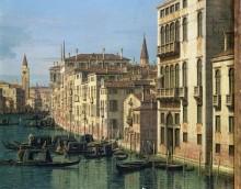 Большой канал, Венеция - Каналетто (Джованни Антонио Каналь)