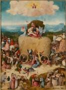 Воз сена, центральная панель - Босх, Иероним (Ерун Антонисон ван Акен)