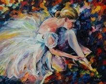 Балерина - Афремов, Леонид (20 век)