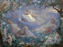 Сценка из «Сон в ле́тнюю ночь» Шекспира - Симмонс, Джон
