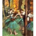 Танцоры,1890 - Дега, Эдгар
