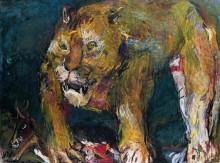 Тигр - Кокошка, Оскар