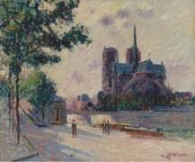 Нотр-Дам де Пари, 1911 - Луазо, Гюстав