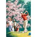 Поле для гольфа, весна - Сарноф, Артур