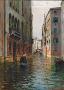 Венецианский пейзаж - Ай, Бернардо
