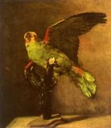 Зеленый попугай - Гог, Винсент ван