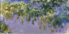 Глициния, 1917-1920 - Моне, Клод