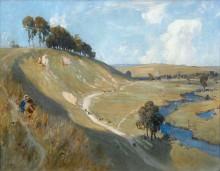 Долина на Сомме, 1918 - Фуллвуд, Альберт Генри