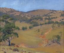 Пейзаж Кармелайдна, 1927 - Грюнер, Элиот