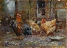 Куры, 1901 - Мак-Каббин, Фредерик