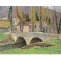 Мост в Лабасти-дю-Вер, 1930 - Мартин, Анри Жан Гийом Мартин