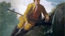 Охотник у источника - Гойя, Франсиско Хосе де
