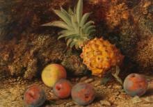Натюрморт с фруктами - Гримшоу, Джон Аткинсон