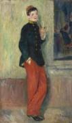 Молодой солдат - Ренуар, Пьер Огюст