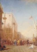 Карнавал На Славянской набережной, Венеция -  Зим, Феликс