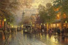 Вечерняя улица - Кинкейд, Томас