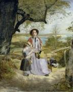 Мать с ребенком - Коллинсон, Джеймс