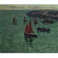 Море с Пинначес, 1897 - Море, Генри