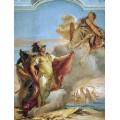 Яление Венеры Энею на берегу Карфагена - Тьеполо, Джованни Баттиста
