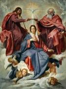 Коронование Девы Марии - Веласкес, Диего