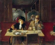 Абсент (В кафе) - Беро, Жан