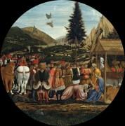 Поклонение волхвов - Венециано, Доменико