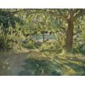 The Launder Place, 1904 - Делоне, Роберт
