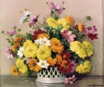 Летние цветы - Декампс, Морис