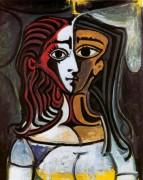 Жаклин, 1960 - Пикассо, Пабло