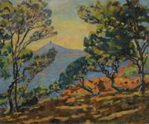 Залив Агай и Семафор, 1922 - Гийомен, Арманд