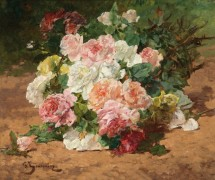 Розы - Жеаннен, Жорж
