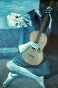 Старый гитарист - Пикассо, Пабло