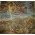 Обращение святого Павла - Микеланджело Буонарроти