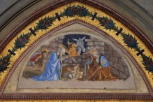 Рождество Христово - Боттичелли, Сандро