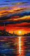 Утреннее небо - Афремов, Леонид (20 век)