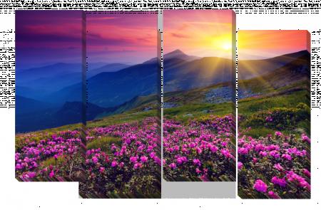 Закат в горах_2
