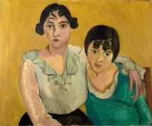 Две сестры - Матисс, Анри