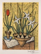 Нарциссы и тюльпаны - Бюффе, Бернар