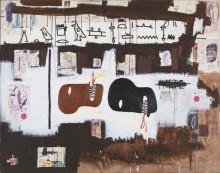 Темное молоко, 1986 - Баския, Жан-Мишель