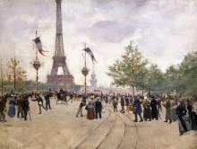 Всемирная выставка 1889 года - Беро, Жан