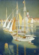 Корабли из Адриатики, Венеция - Саутолл, Джозеф Эдвард