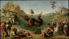 Освобождение Андромеды - Козимо, Пьеро ди