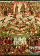 Икона Б.М. Всем скорбящим радость (1707)